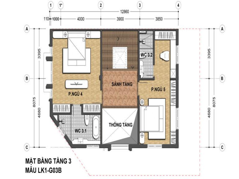 mat-bang-shop-house-an-lac-green-symphony-tang3