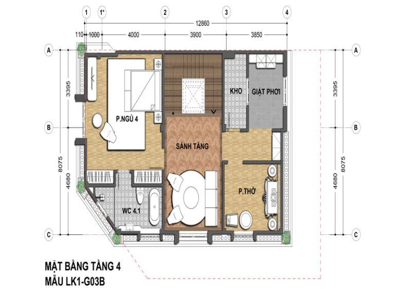 mat-bang-shophouse-an-lac-green-symphony-tang-4
